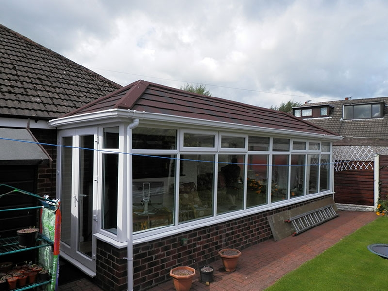 Supalite Tiled Roofs Spectra Conservatory Roofs Ltd