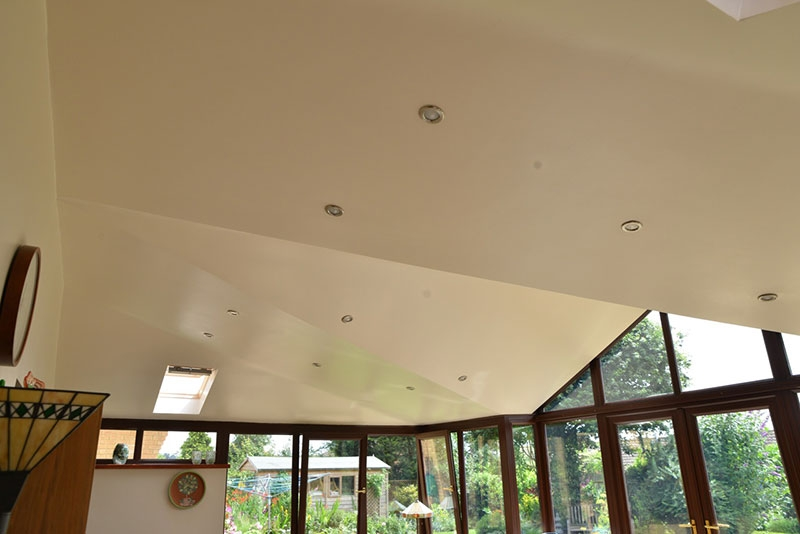 Supalite Roof Internal