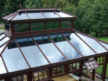 Lantern Roof Conservatory