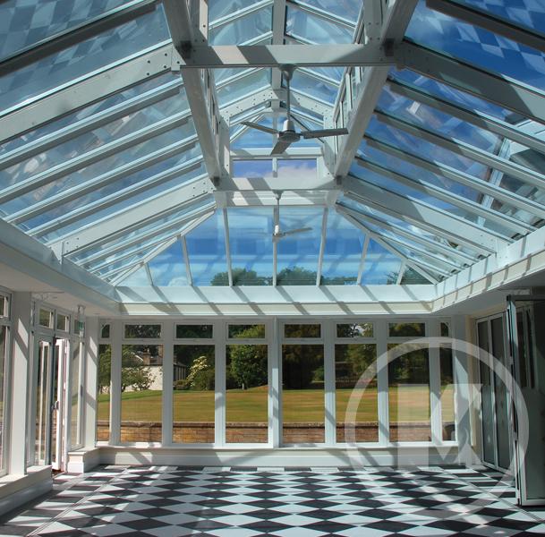 Orangeries Spectra Conservatory Roofs Ltd