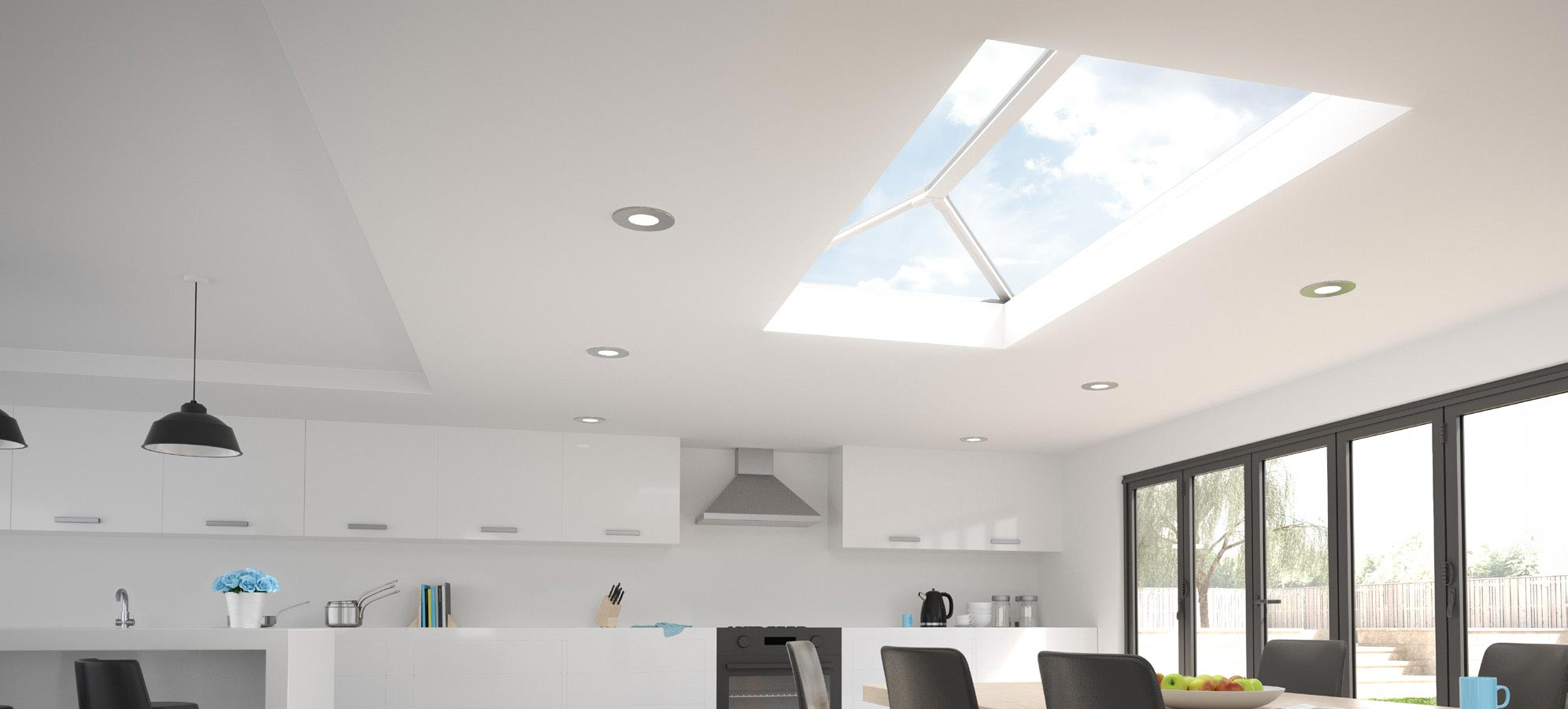 Stratus Thermal Lantern Roof Spectra Conservatory Roofs